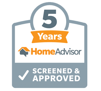 5 Years Home Advisor badge