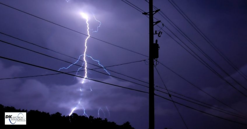 Call for Electrical Repair Service After a Severe Storms
