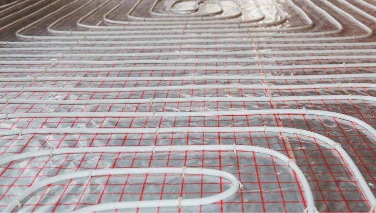 Radiant Floor Heating System Installation in New Jersey by Master-Level Electricians