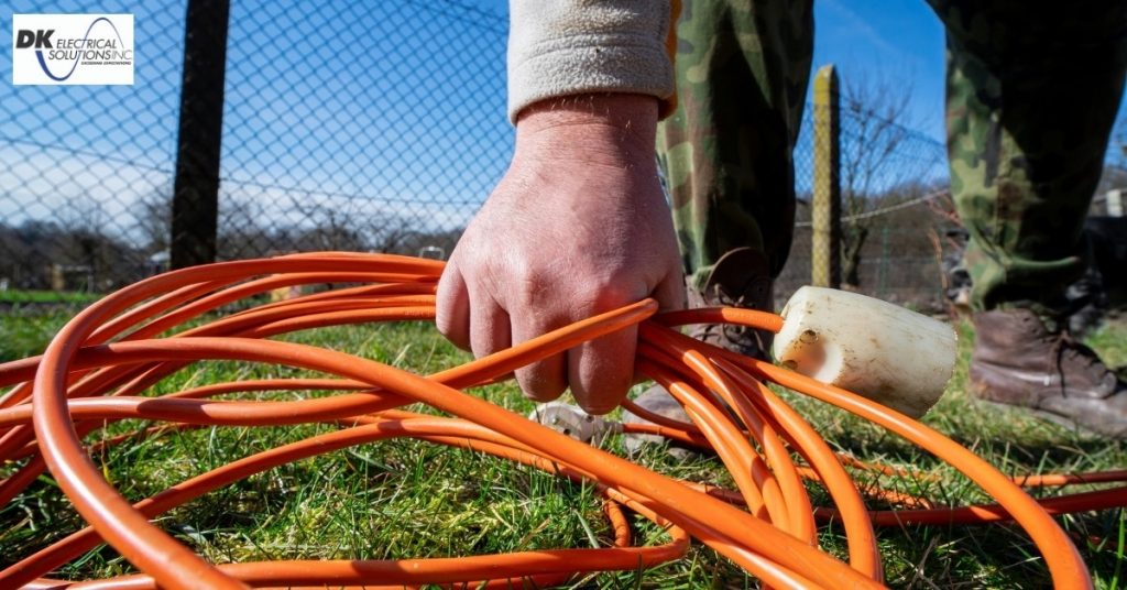 How Can I Tell if An Extension Cord is Safe to Use Outdoors?