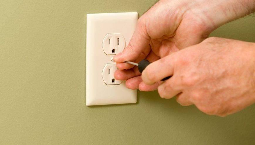 Electrical Outlet Box Installation & Repair- Top Master Electrician in New Jersey- DK Electrical Solutions
