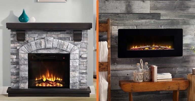 Electric Firebox & Wall-mount Linear Electric Fireplace Installation- FREE On-Site Estimate- Same-Day Service!