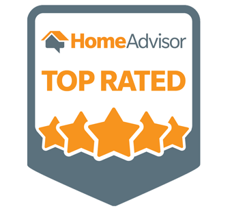 Top Rated Electrician - Home Advisor badge