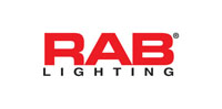 RAB Lighting logo - DK Electrical Solutions Inc.